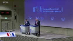 EU tìm cách tự vệ trước thuế Mỹ