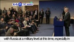 VOA60 World - Mattis Rules Out Military Collaboration with Russia