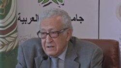 卜拉希米:如无外交努力叙利亚明年或有10万人丧生