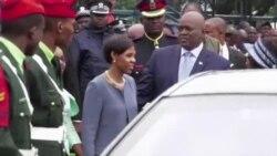Botswana Welcomes New President
