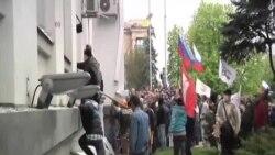 親俄分離分子佔領更多烏克蘭政府建築