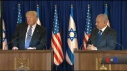 Трамп висловив сподівання на можливість встановлення тривалого миру на Близькому Сході. Відео