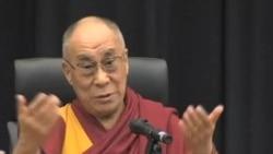 达赖喇嘛呼吁对藏人自焚展开调查
