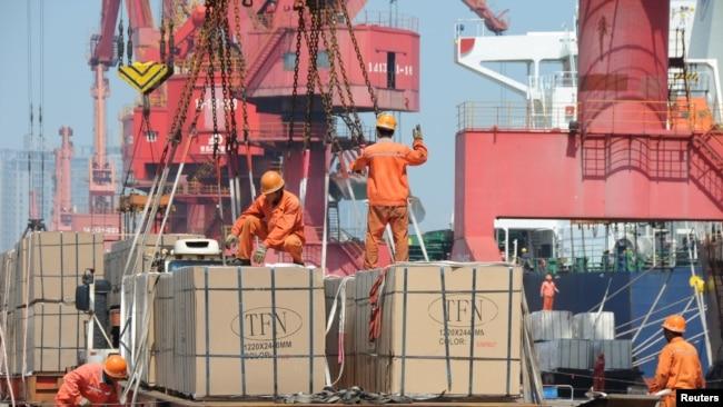 中国宣布降低关税及在某些关键领域开放民企竞争