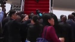 President Xi Jinping Arrives in Zimbabwe, Set to Strike Mega Deals