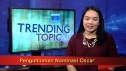 Trending Topic: Pengumuman Nominasi Oscar