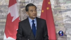 焦点对话:中国外长发脾气,外国记者该反思?