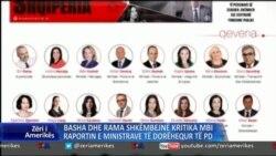 Shqipëri: Replika Basha-Rama për raportin e ministrave të PD