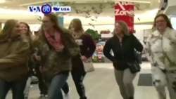 Manchetes Americanas 24 Novembro: Black Friday nos EUA é o dia mais concorrido às compras