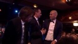VOA Sports du 24 octobre 2017 : Zinedine Zidane, meilleur entraîneur de la saison 2016-17