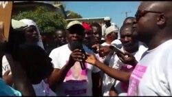 Ayiti: Militan PHTK Manifeste nan Lari Wanament pou Mande Entegrasyon yo nan Pouvwa a