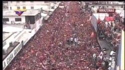 委内瑞拉总统竞选进入关键最后一周