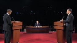 美国万花筒: 2012美国总统辩论回顾,华盛顿人热爱莎士比亚