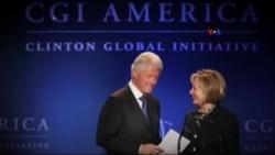 Klintonun xeyriyyə təşkilatı