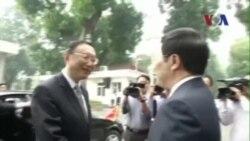 Ông Dương Khiết Trì tới VN hàn gắn quan hệ song phương