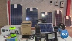 Fuel, Electricity Shortages Force Zimbabweans to Go Solar