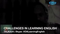 Challenges in Learning English