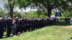 华盛顿纪念因公殉职执法人员