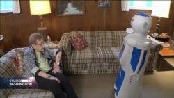 Roboti kao njegovatelji starih