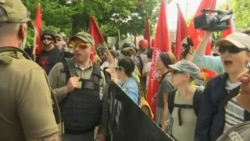 White Supremacists, Counterprotesters Clash at Virginia Rally