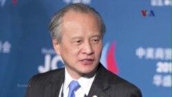 Trung Quốc yêu cầu Mỹ hạ nhiệt ở Biển Đông