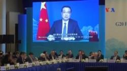 Các cường quốc thảo luận về đà tăng trưởng toàn cầu