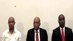 海地總統任命保羅為下任總理
