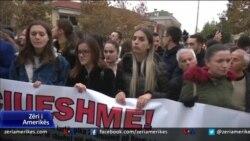 Dita e nëntë e protestave në Tiranë