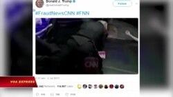 Video của Trump gây tranh cãi