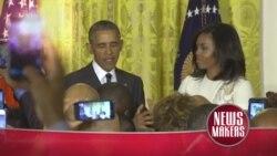 Passadeira Vermelha #85: Barack e Michelle parecem história de encantar!