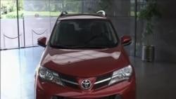 豐田決定召回近3百萬輛汽車