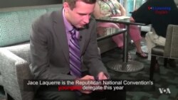 Meet The RNC's Youngest Delegate