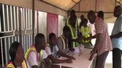 尼日利亞人選舉州長和地方官員