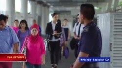 Singapore xác nhận bắt Vũ 'nhôm'