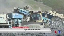 Robotlar qurilishda odamlarning o'rnini egallamoqda