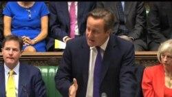 بریتانیا برای حملات هوایی به «دولت اسلامی» تصمیم گیری می کند