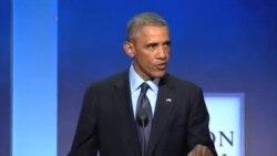باراک اوباما: کمک به جوامع مدنی در صدر ماموریت های دولت