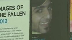 Öldürülən jurnalistlərin sayı artır
