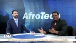 Afrotech du 1er Avril 2019 avec Arzouma Kompaoré
