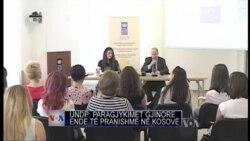 Kosovë-Raport i PNUD-it