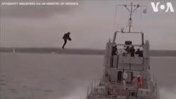 Áo bay trên biển