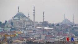 Turkiyada turizm gurkiramoqda