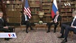 Kako je protekao sastanak Biden - Putin