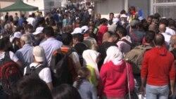 ONU pide plan de migración legal para refugiados