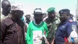Reddition de Gédéon Kyungu, chef de la milice Bakata Katanga (vidéo)