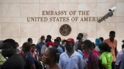 美國派遣技術小組前往海地評估暗殺後的安全需求