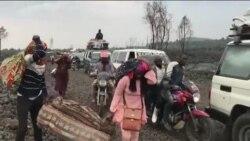 DRC : Hofu ya milipuko mipya ya Volcano yatanda Goma