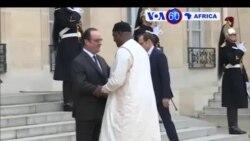 Manchetes Africanas 16 Março 2017: Adama Barrow e François Hollande encontram-se em Paris