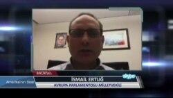 AP Milletvekili İsmail Ertuğ Brüksel'de Yaşananları Anlattı