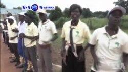 VOA60 Afirka: Sudan Ta Kudu Ta Bude Makarantar Horarda Malaman Makaranta A Garin Yambio